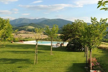 agriturismo la rosa tea - esterno piscina natura